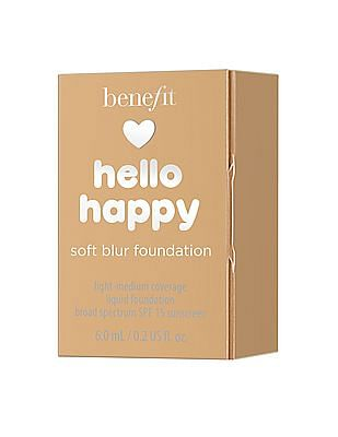 Benefit Cosmetics Hello Happy Soft Blur Foundation - 6