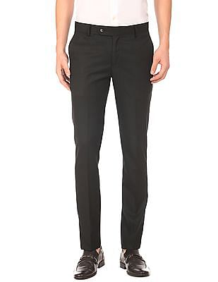 Excalibur Mid Rise Slim Fit Trousers