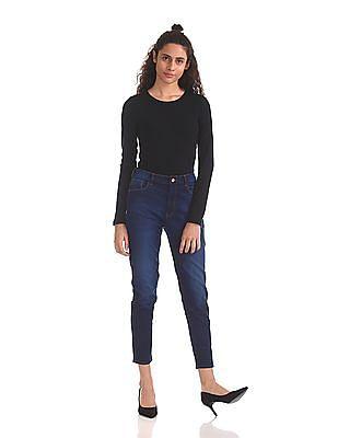 Flying Machine Women Veronica Skinny Fit High Waist Jeans