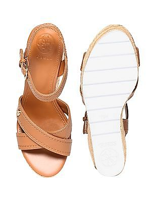 GUESS Espadrille Wedge Sandals