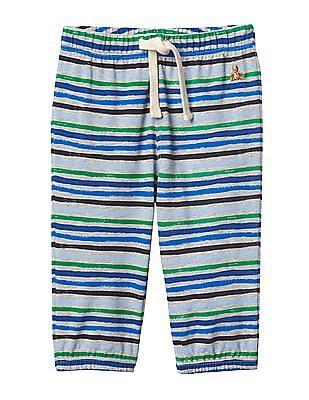 GAP Baby Stripe Jersey Pants