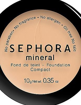Sephora Collection Mineral Foundation Compact - D40