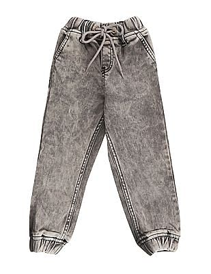 Cherokee Boys Slim Fit Jogger Jeans