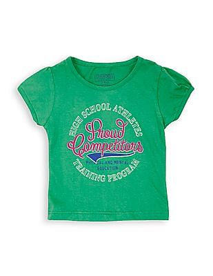 756bd254 Girls T Shirts - Buy T Shirts for Girls in Unlimited Online Store ...