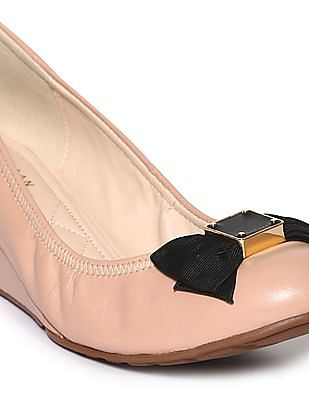 Cole Haan Tali Soft Bow Wedges