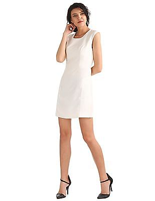 Elle Panelled Sheath Dress