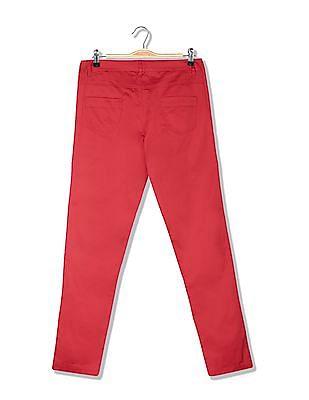 Elle Five Pocket Flat Front Trousers