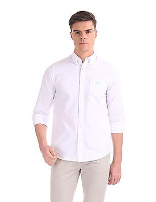 Gant The Beefy Oxford Regular Button Down Shirt