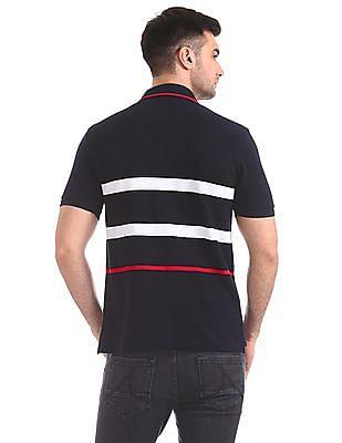 U.S. Polo Assn. Regular Fit Striped Polo Shirt