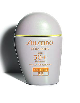 SHISEIDO Sports BB Broad Spectrum Very Water-Resistant Wetforce