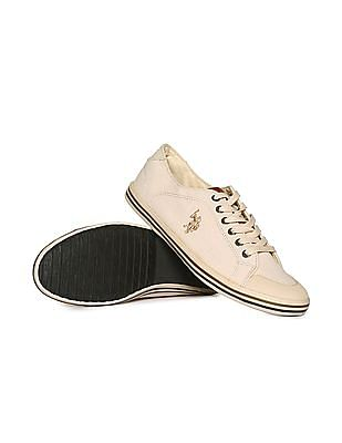 U.S. Polo Assn. Low Top Canvas Sneakers