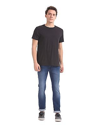 Arrow Sports James Slim Fit Mid Rise Jeans