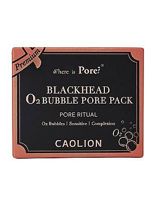 Caolion Premium Blackhead O2 Bubble Pore Pack