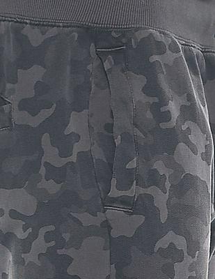 U.S. Polo Assn. Denim Co. Camouflage Print Joggers