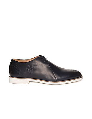 U.S. Polo Assn. Perforated Leather Shoes