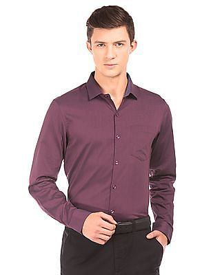 Excalibur Two Tone Slim Fit Shirt