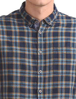 Cherokee Contemporary Fit Checked Shirt