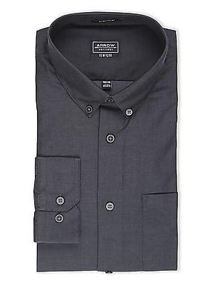 Arrow Newyork Slim Fit Twill Shirt