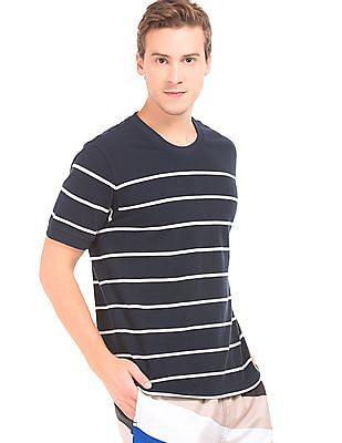 Nautica Striped Pique T-Shirt