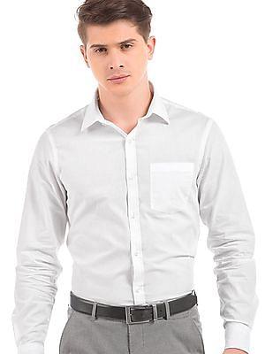 Arrow Dobby Weave Slim Fit Shirt