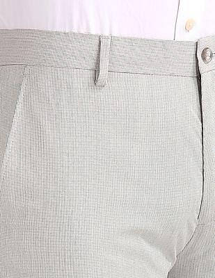 Arrow Newyork Regular Fit Patterned Suit