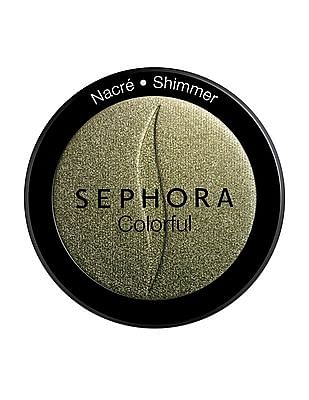 Sephora Collection Colorful Eye Shadow - Sir Yes Sir - Khaki Green
