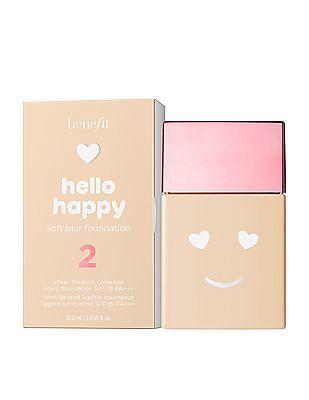 Benefit Cosmetics Hello Happy Soft Blur Foundation - 2