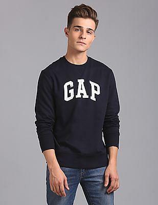 GAP Logo Fleece Sweatshirt
