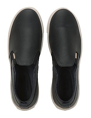 U.S. Polo Assn. Pebblegrain Slip On Shoes