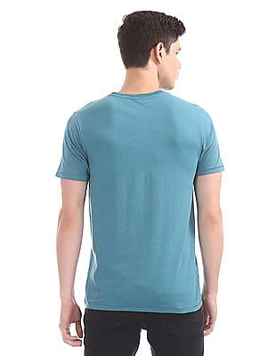 Aeropostale Regular Fit Round Neck T-Shirt