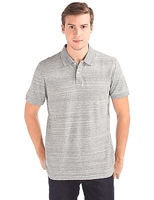 GAP Space Dye Pique Polo