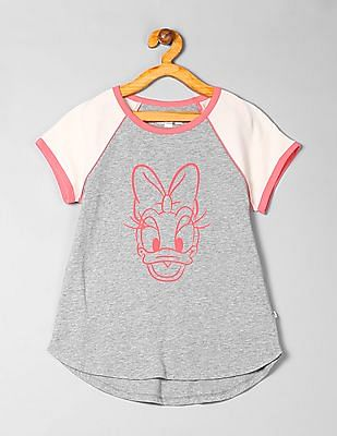 GAP Girls Disney Raglan T-Shirt