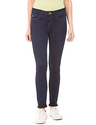 U.S. Polo Assn. Women Rinsed Skinny Jeans