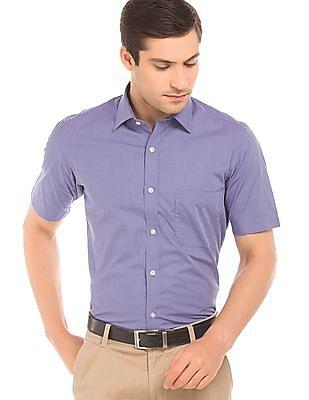 Arrow Check Regular Fit Shirt