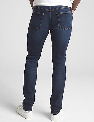 GAP Soft Wear Jeans In Skinny Fit With GapFlex