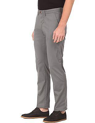 Gant Flat Front Regular Fit Pants