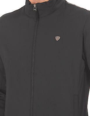 Arrow Sports Long Sleeve High Neck Jacket