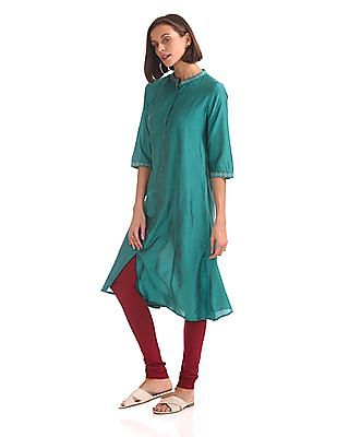 Anahi Princess Panel Viscose Kurta
