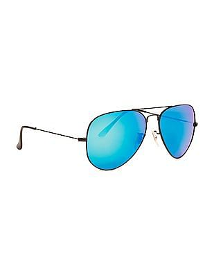 Flying Machine Metal Frame Sunglasses