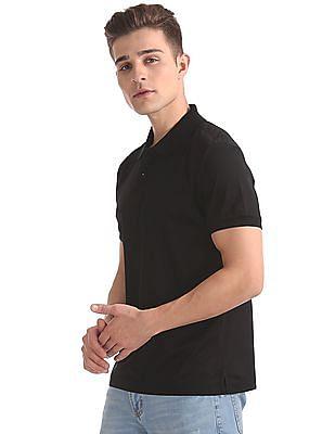 Arrow Regular Fit Solid Polo Shirt