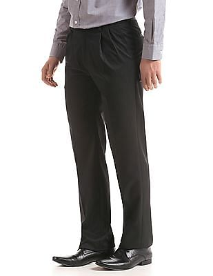 Arrow Regular Fit Formal Trousers