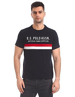 U.S. Polo Assn. Regular Fit Striped T-Shirt