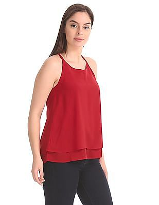 SUGR Layered Swing Top