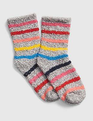GAP Baby Multi Colour Cozy Graphic Socks