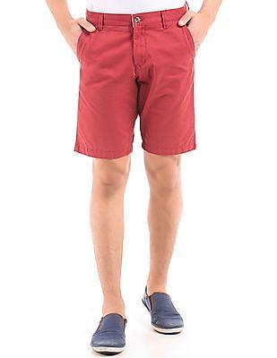 U.S. Polo Assn. Slim Fit Chino Shorts