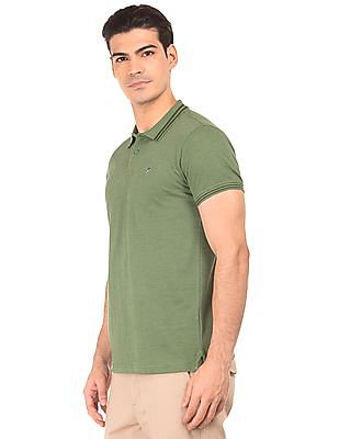Ruggers Tipped Regular Fit Polo Shirt