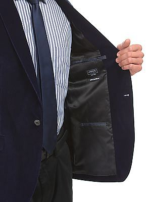 Arrow Newyork Slim Fit Corduroy Blazer