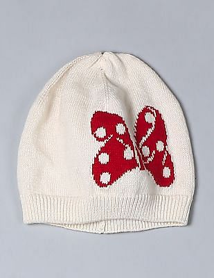GAP Baby Disney Baby Minnie Mouse Sweater Hat