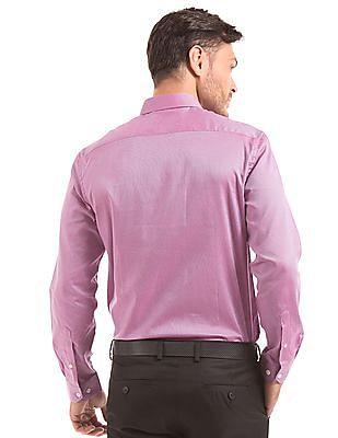 Geoffrey Beene Fil-A-Fil Slim Fit Shirt