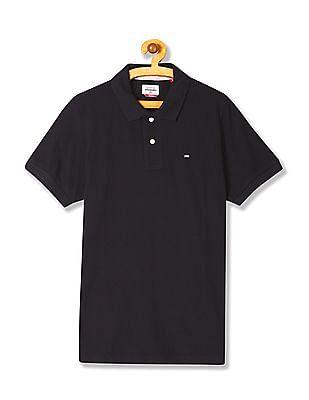 Arrow Sports Regular Fit Cotton Pique Polo Shirt